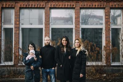 Chaos Architects, a smart startup from the Helsinki Smart Region attends SLUSH.