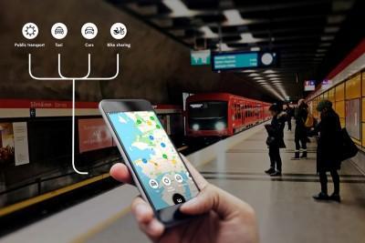 Mobility as a service in Helsinki Smart region