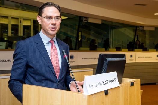 Jyrki Katainen, entrepreneurship
